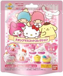 BANDAI Surprised egg Sanrio Al...