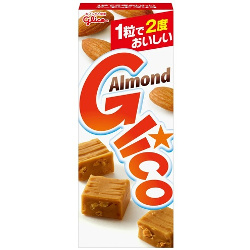 Glico Almond Glico 18 Grains