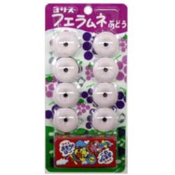 Coris Whistle Ramune Grape Tas...