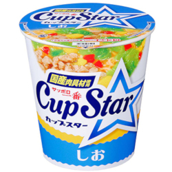 Sanyo Foods Cup Star Salt 78g
