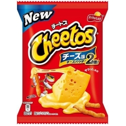 Fritolay Cheetos Cheese Taste ...