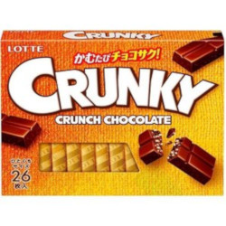 Lotte Crunky Excellent 26 Shee...