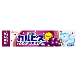 Asahi Calpico Soft Candy Grape...