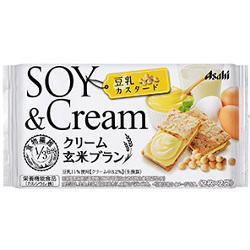 Asahi Cream Brown Rice Blanc S...