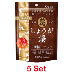 Kracie Hot Luxury Spicy Kudzu ...