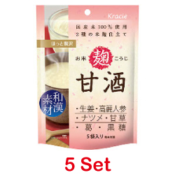 Kracie Hot Luxury Rice Koji Sw...
