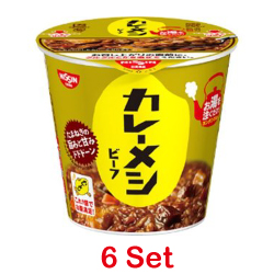 Nissin Curry Meshi Beef 107g [...