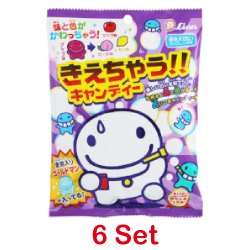 Lion Disappear Candy 100g [6 S...