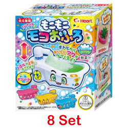 Heart Mokomoko Bath 8g [8 Set]